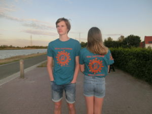T-shirts Covid Challenge