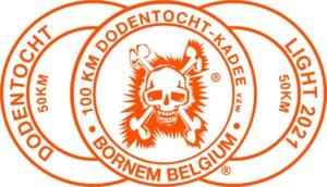 Logo 100Km Dodentocht Light